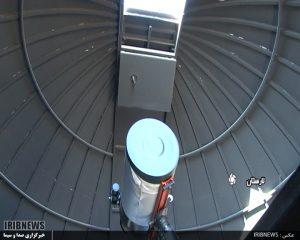 افتتاح و بهره برداری از رصدخانه لارستان