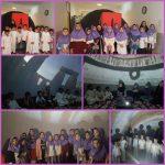 برگزاری برنامه جذاب آسمان نما در پژوهشسرای دانش آموزی لار